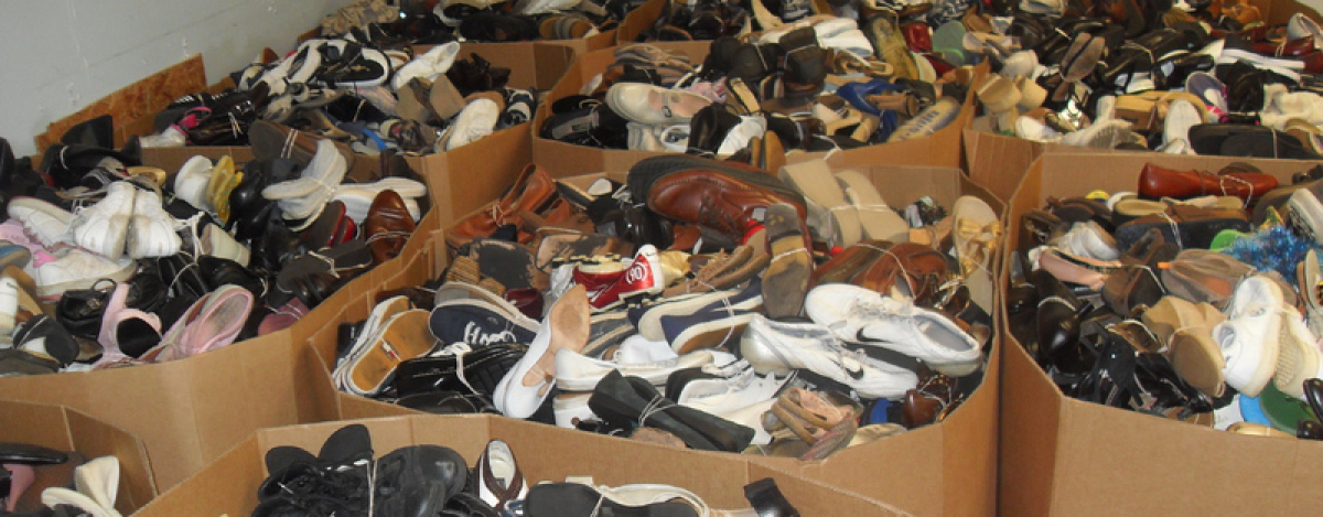 used shoe store near me
